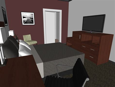 sketchup  furniture
