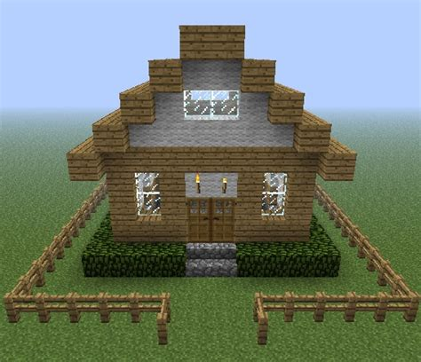 Minecraft Cottage Ideas by Small Cottage Home Minecraft Project