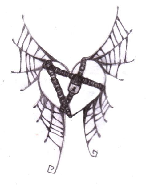 gothic heart tattoo designs 36 designs