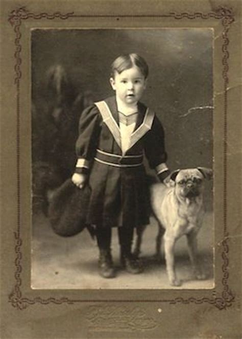 the history of pugs doctor barkman speaks pug history and vintage photographs