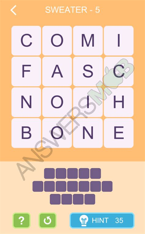wordbrain themes clothing word epic sweater answers level 5 fungamesarena com