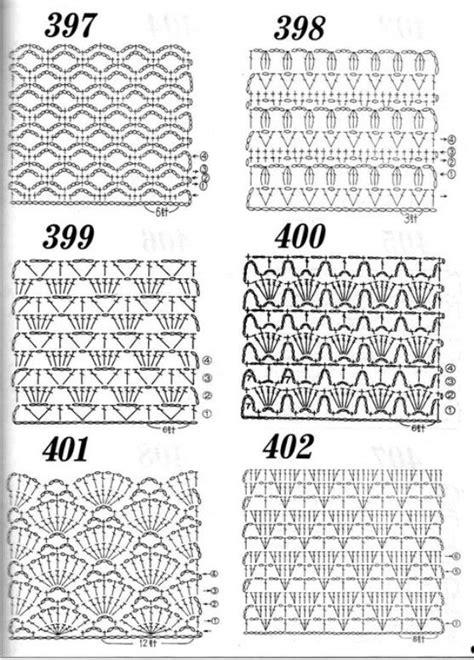 knit stitch diagram 1098 best images about crochet stitches on