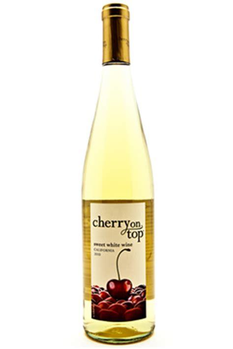 cherry on top sweet white wine 2010
