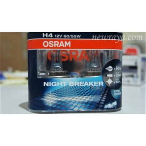 Lu Osram Untuk Mobil lu dop osram breaker 60 55w new raya motor
