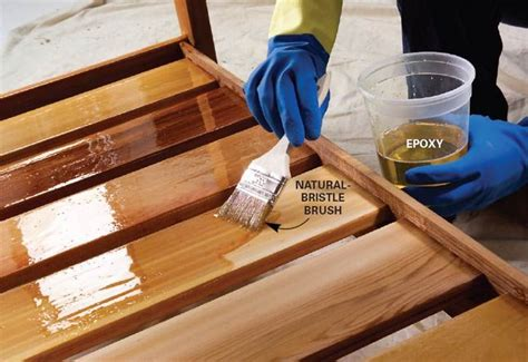 protecting wooden countertop   bathroom seal