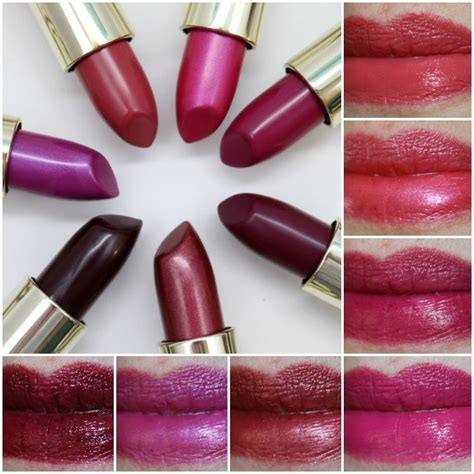 milani color statement lipstick collage vy varnish