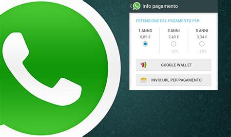 tutorial come rinnovare whatsapp senza pagare pagare whatsapp con credito telefonico senza usare la