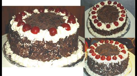 black forest cake black forest cake recipe chocolate