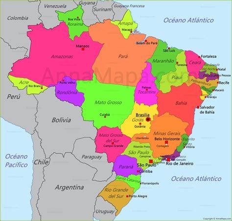 mapa de brasil annamapa