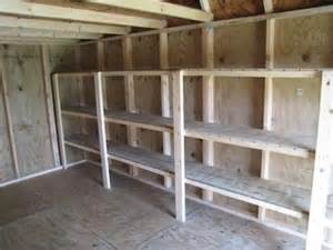 shelves for shed garage package boise storage sheds