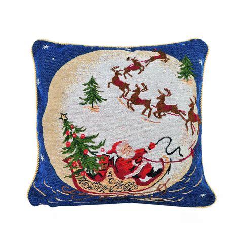 christmas cusions christmas cushion bransby horses