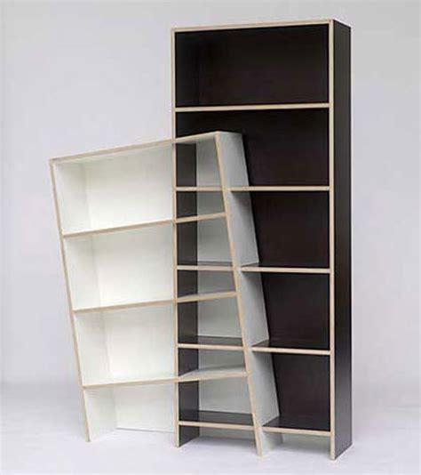 10 eccentric bookshelf designs
