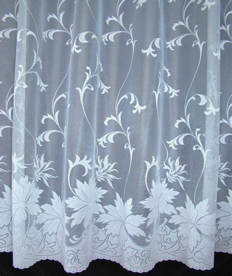 net drapes cheap luxury voile net curtains slot top plain floral
