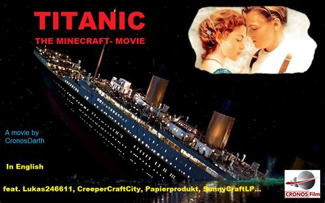 titanic film views pin minecraft rms titanic wreck the of built on pinterest