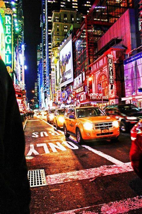 New York City Lights Wallpaper Pinterest New York City Lights