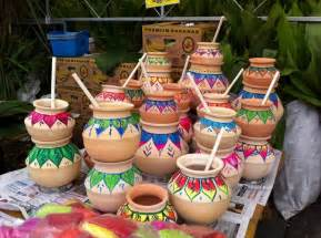 pot designs ideas 14 jan 2013 pongal clay pot decorations for pongal