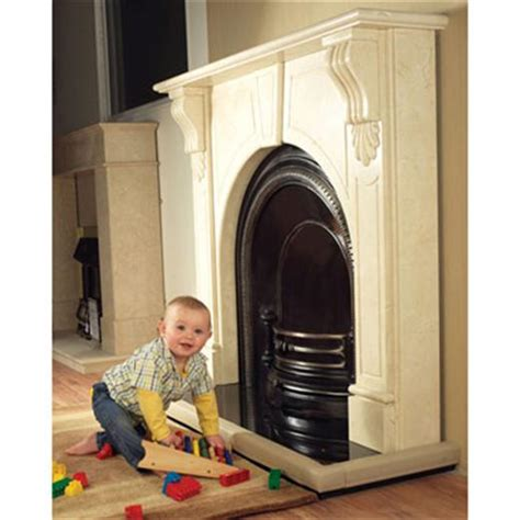 Clevamama Fireplace Edge Guard by Clevamama Fireplace Edge