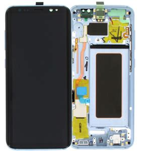 genuine samsung  sm  complete lcd  touchpad