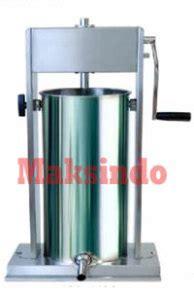 Mesin Pembuat Sosis Atau Pencetak Sosis Manual Sausag Diskon mesin pembuat sosis dan pencetak sosis terbaru toko mesin maksindo