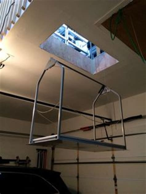 1000 images about versa lift attic system on
