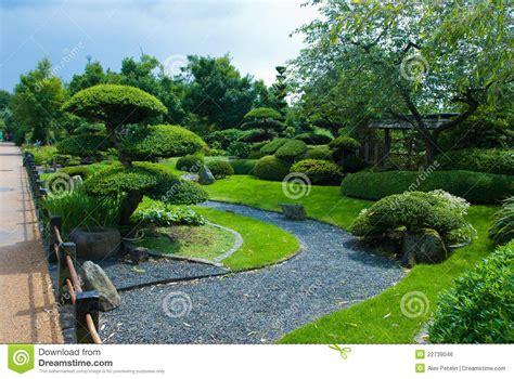 Z Garden by Japanese Garden Topiary Stock Photo Image Of Pinus