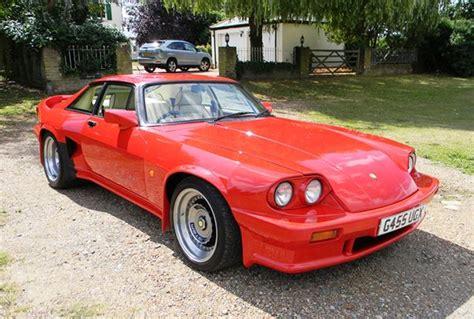 jaguar lister for sale 1989 jaguar xjs le mans coupe by lister