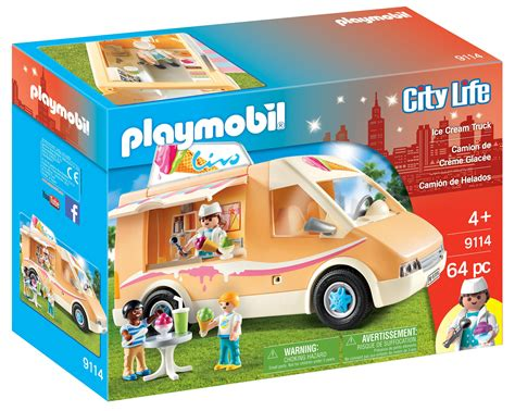 play mobile playmobil truck toys