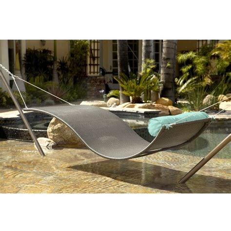 outdoor furniture hammock wicker hammock outdoor furniture ideas tourism on the edge
