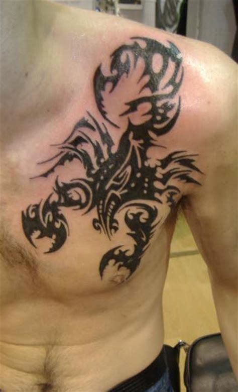 tattoo tribal scorpion 40 most popular tribal tattoos for men