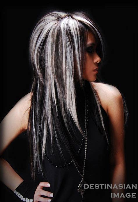 pictures of black hair with platinum blonde highlights 20 hair with blonde highlights hairstyles you must see