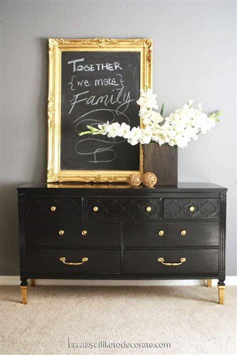 black bedroom dressers best 25 black dresser makeovers ideas on black dressers bedroom furniture redo and