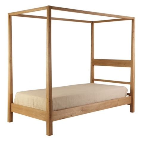 cama dosel madera cama con doselel globo muebles