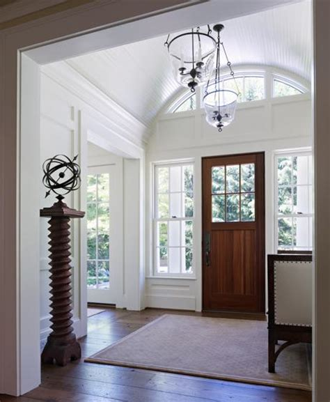 Hawkins Interiors by 1000 Images About Foyer On Barrel Ceiling