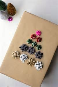 Brown Paper Bag Gift Wrap - 5 gift wrapping ideas with brown paper