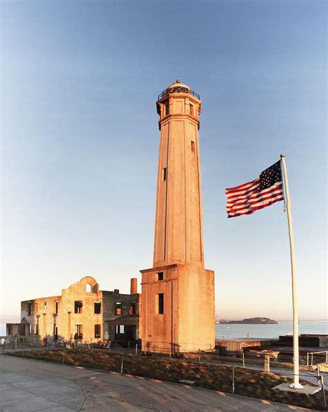iceland light district alcatraz island light