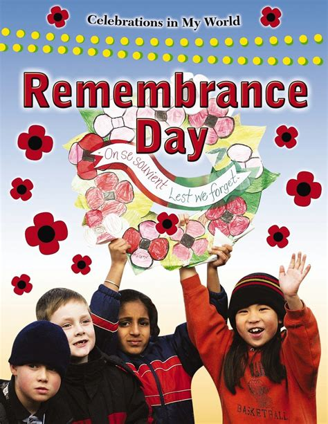 Remembrance Day Books For Kinderbuzz