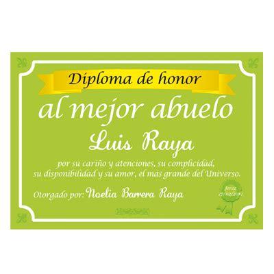 certificado a la mejor abuela del mundo para imprimir gratis picture diploma para etiquetar a la mejor abuela del mundo quotes