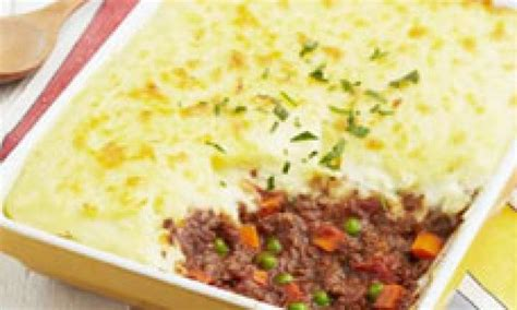 How To Make Cottage Pie With Mince by Mince Cottage Pie Kidspot