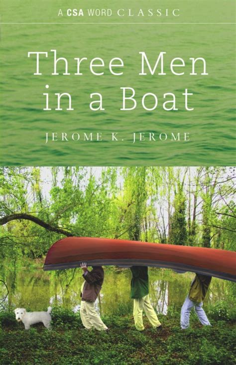 3 man in a boat booklust review three men in a boat to say nothing of
