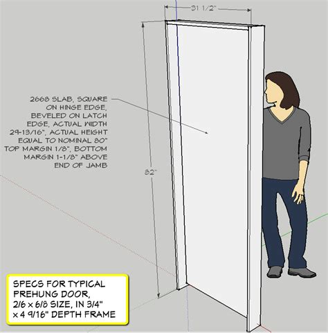 most common interior door size typical door most common interior door size choice image