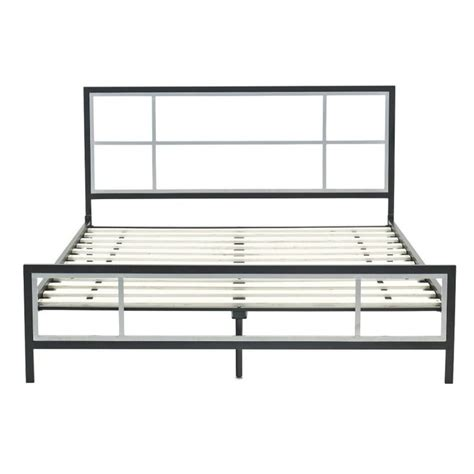 Best Metal Bed Frames Best 25 Metal Bed Frame Ideas On Pinterest Ikea Bed Frames White Bedroom Furniture