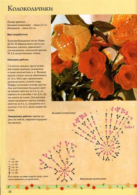 fiori a uncinetto schemi gratis fiori canella uncinetto magiedifilo it punto croce