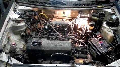 daihatsu charade g 200 engine turbooch 2 start mit turbo daihatsu charade 1 3 16v