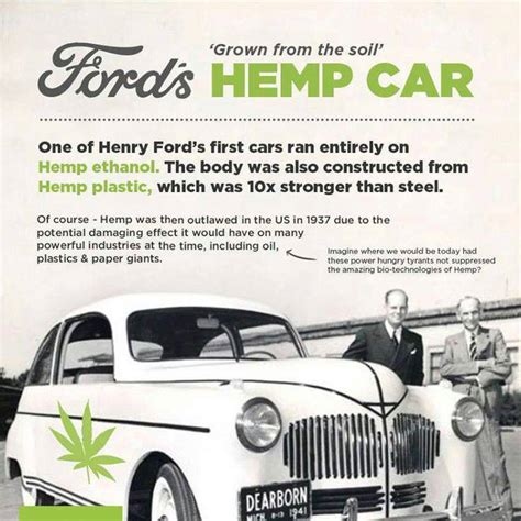 Henry Ford Hemp Car henry ford s suppressed hemp car in5d esoteric