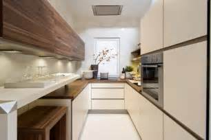 Long Kitchen Design Ideas Functional Long Narrow Kitchen Ideas Designs And Cabinets