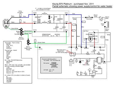 keurig b60 parts diagram keurig coffee maker wiring diagram 34 wiring diagram