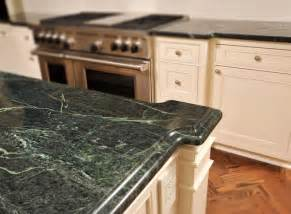 Thin Rugs Greenwich Kitchen Green Serpentine Polished Countertops