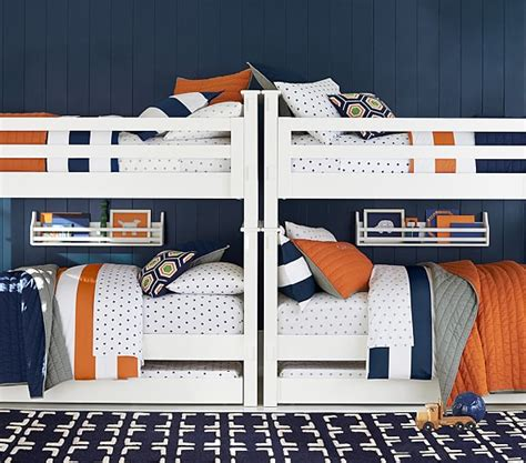 kendall bunk bed kendall bunk bed pottery barn