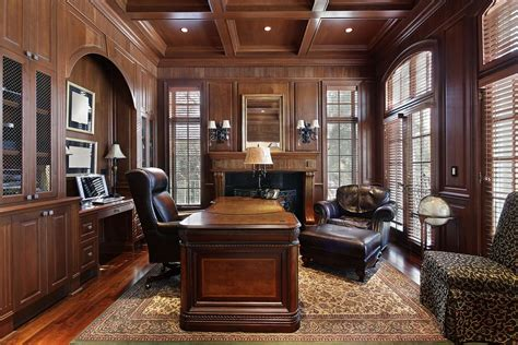 wooden office furniture for the home 350 home office ideas for 2018 pictures wood paneling