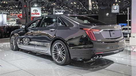 2020 Cadillac Ct5 Msrp by 2019 Cadillac Ct6 V Sport New York 2018 Photo Gallery